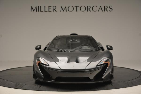 Used 2014 McLaren P1 Coupe for sale Call for price at Pagani of Greenwich in Greenwich CT 06830 7
