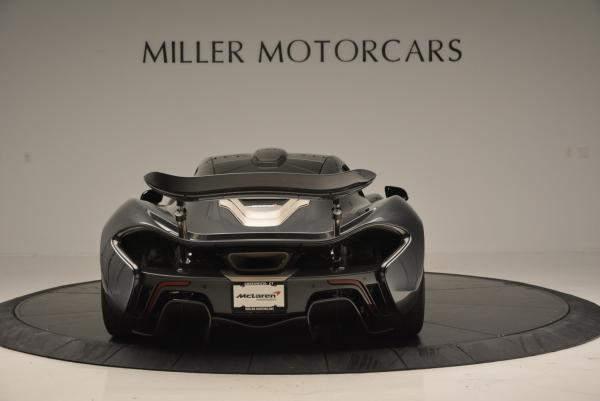 Used 2014 McLaren P1 Coupe for sale Call for price at Pagani of Greenwich in Greenwich CT 06830 9