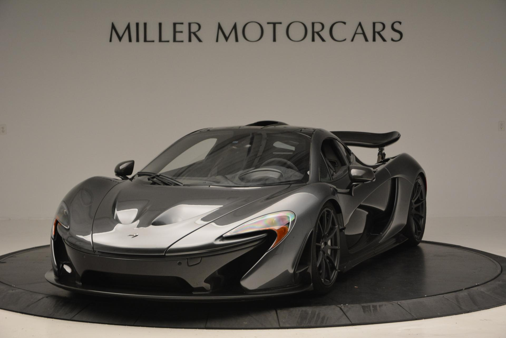 Used 2014 McLaren P1 for sale Call for price at Pagani of Greenwich in Greenwich CT 06830 1