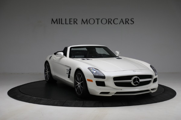 Used 2012 Mercedes-Benz SLS AMG for sale $159,900 at Pagani of Greenwich in Greenwich CT 06830 10