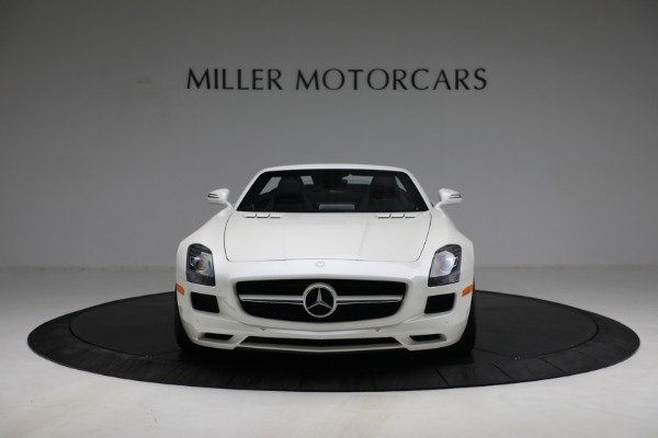 Used 2012 Mercedes-Benz SLS AMG for sale $159,900 at Pagani of Greenwich in Greenwich CT 06830 11