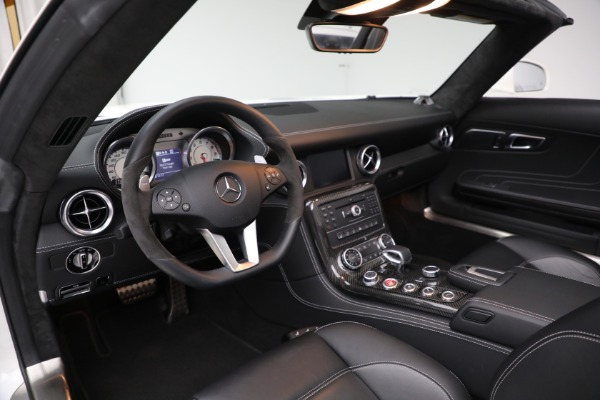 Used 2012 Mercedes-Benz SLS AMG for sale $159,900 at Pagani of Greenwich in Greenwich CT 06830 15