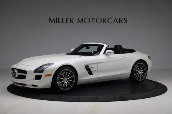 Used 2012 Mercedes-Benz SLS AMG for sale $159,900 at Pagani of Greenwich in Greenwich CT 06830 2