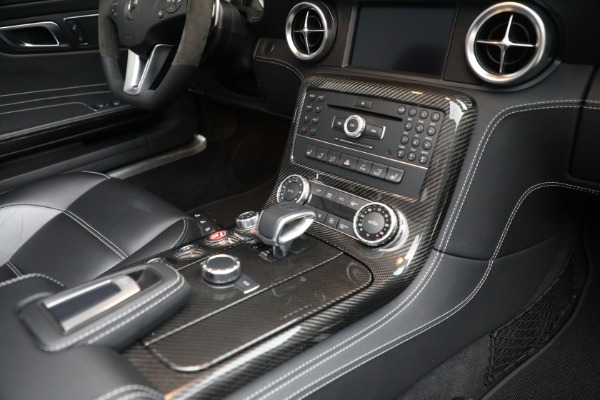 Used 2012 Mercedes-Benz SLS AMG for sale $159,900 at Pagani of Greenwich in Greenwich CT 06830 21
