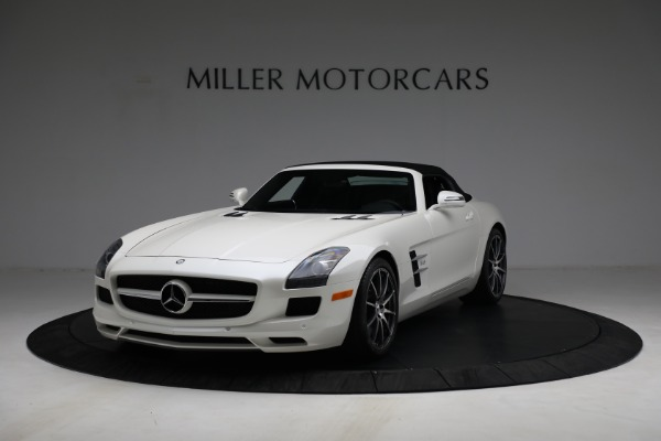 Used 2012 Mercedes-Benz SLS AMG for sale $159,900 at Pagani of Greenwich in Greenwich CT 06830 3