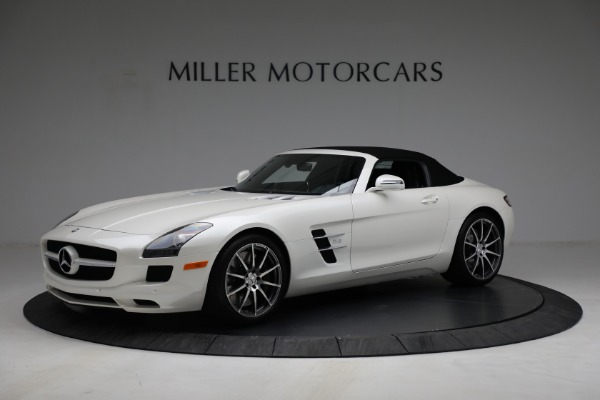 Used 2012 Mercedes-Benz SLS AMG for sale $159,900 at Pagani of Greenwich in Greenwich CT 06830 4