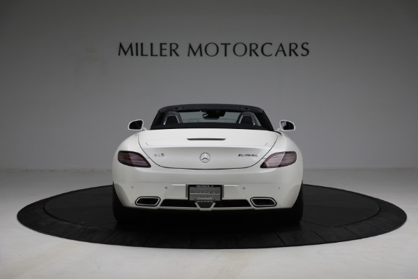 Used 2012 Mercedes-Benz SLS AMG for sale $159,900 at Pagani of Greenwich in Greenwich CT 06830 6