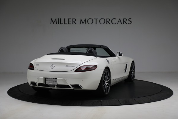 Used 2012 Mercedes-Benz SLS AMG for sale $159,900 at Pagani of Greenwich in Greenwich CT 06830 7