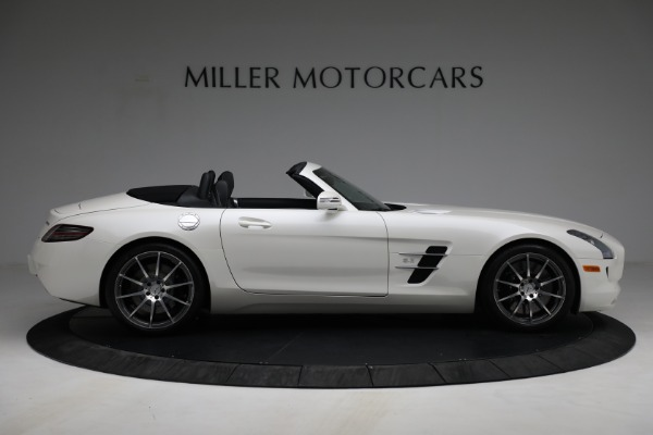 Used 2012 Mercedes-Benz SLS AMG for sale $159,900 at Pagani of Greenwich in Greenwich CT 06830 9