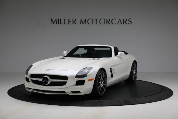 Used 2012 Mercedes-Benz SLS AMG for sale $159,900 at Pagani of Greenwich in Greenwich CT 06830 1