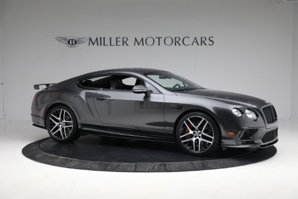 Used 2017 Bentley Continental GT Supersports for sale $189,900 at Pagani of Greenwich in Greenwich CT 06830 10