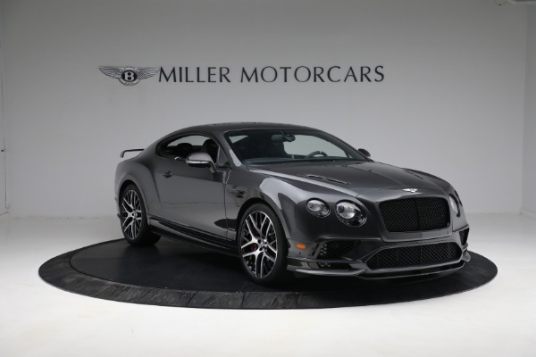 Used 2017 Bentley Continental GT Supersports for sale $189,900 at Pagani of Greenwich in Greenwich CT 06830 11