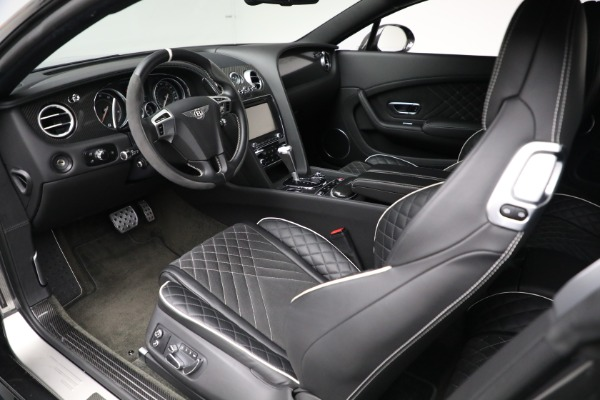 Used 2017 Bentley Continental GT Supersports for sale $189,900 at Pagani of Greenwich in Greenwich CT 06830 17