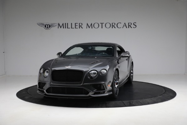 Used 2017 Bentley Continental GT Supersports for sale $189,900 at Pagani of Greenwich in Greenwich CT 06830 2