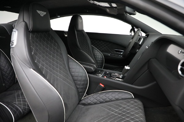 Used 2017 Bentley Continental GT Supersports for sale $189,900 at Pagani of Greenwich in Greenwich CT 06830 24
