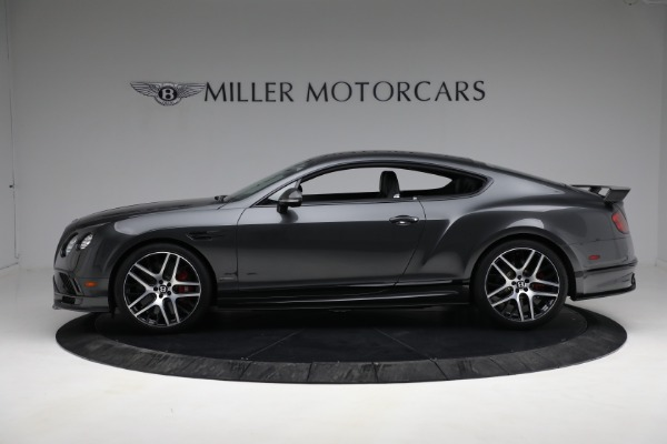 Used 2017 Bentley Continental GT Supersports for sale $189,900 at Pagani of Greenwich in Greenwich CT 06830 3