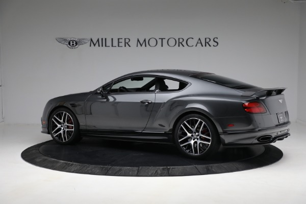 Used 2017 Bentley Continental GT Supersports for sale $189,900 at Pagani of Greenwich in Greenwich CT 06830 4