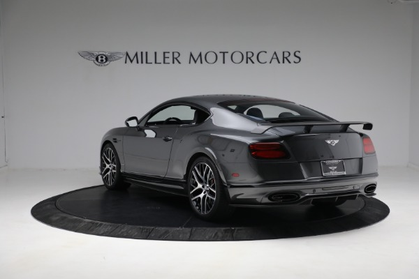 Used 2017 Bentley Continental GT Supersports for sale $189,900 at Pagani of Greenwich in Greenwich CT 06830 5