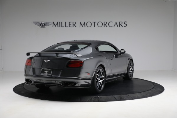 Used 2017 Bentley Continental GT Supersports for sale $189,900 at Pagani of Greenwich in Greenwich CT 06830 7
