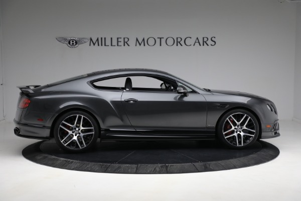 Used 2017 Bentley Continental GT Supersports for sale $189,900 at Pagani of Greenwich in Greenwich CT 06830 9
