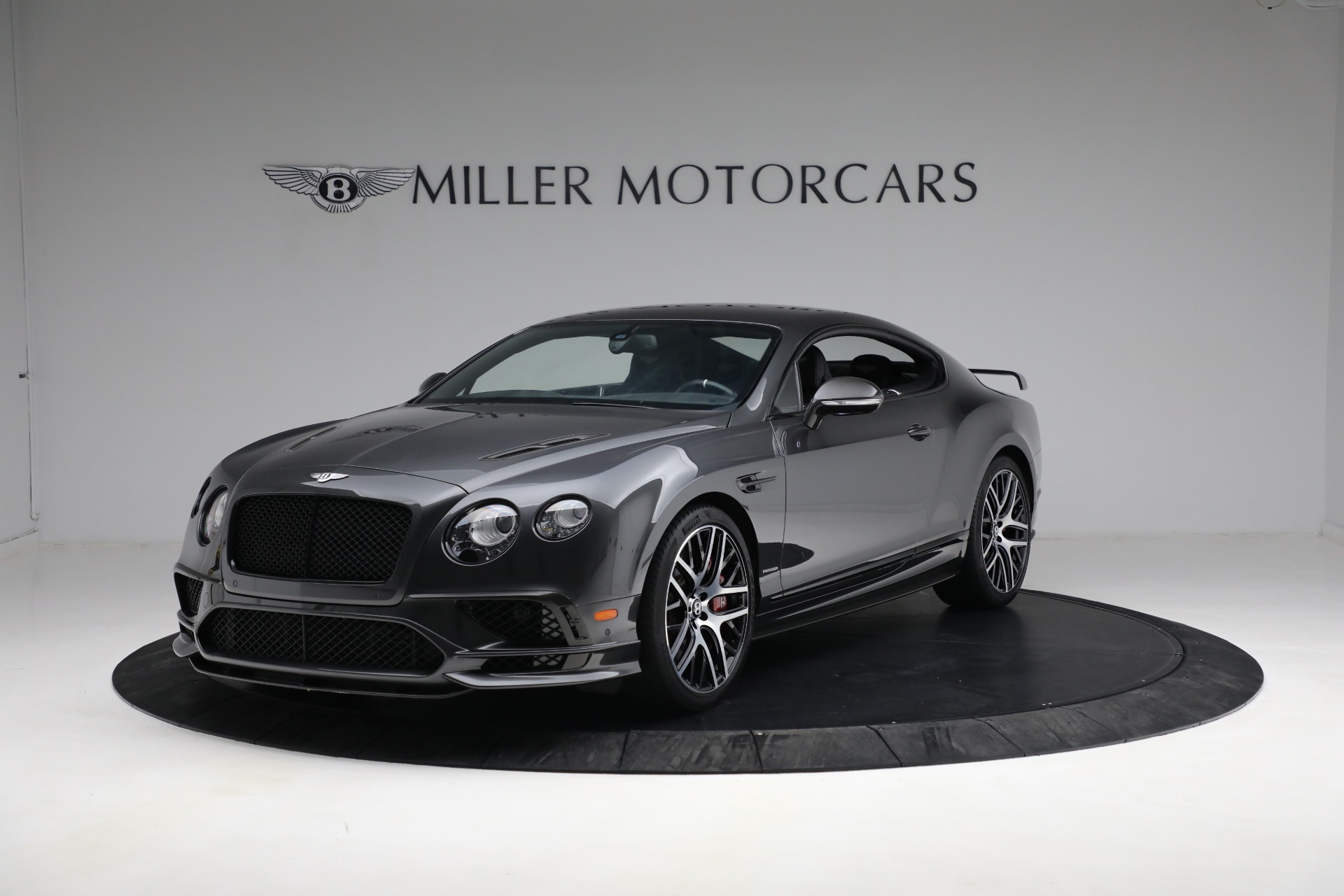 Used 2017 Bentley Continental GT Supersports for sale $189,900 at Pagani of Greenwich in Greenwich CT 06830 1