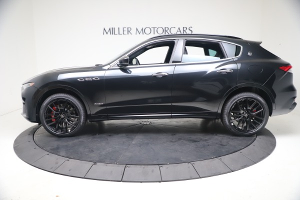 New 2021 Maserati Levante S GranSport for sale Sold at Pagani of Greenwich in Greenwich CT 06830 3