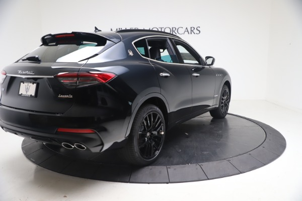 New 2021 Maserati Levante S GranSport for sale Sold at Pagani of Greenwich in Greenwich CT 06830 7
