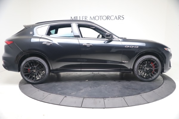 New 2021 Maserati Levante S GranSport for sale Sold at Pagani of Greenwich in Greenwich CT 06830 9