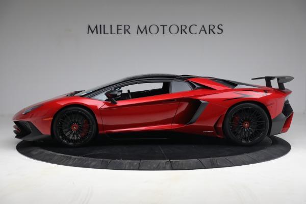Used 2017 Lamborghini Aventador LP 750-4 SV for sale $599,900 at Pagani of Greenwich in Greenwich CT 06830 11