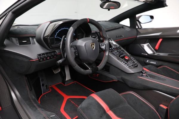 Used 2017 Lamborghini Aventador LP 750-4 SV for sale $599,900 at Pagani of Greenwich in Greenwich CT 06830 19