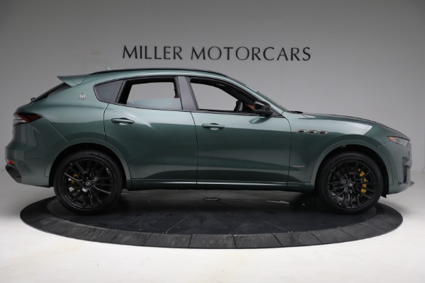 New 2021 Maserati Levante S GranSport for sale $112,899 at Pagani of Greenwich in Greenwich CT 06830 10