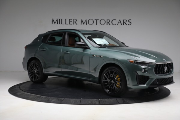 New 2021 Maserati Levante S GranSport for sale $112,899 at Pagani of Greenwich in Greenwich CT 06830 11