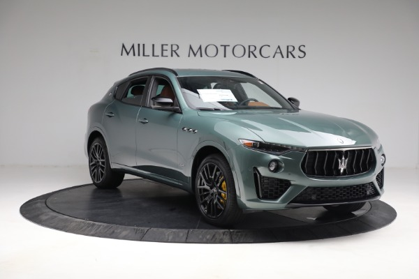 New 2021 Maserati Levante S GranSport for sale $112,899 at Pagani of Greenwich in Greenwich CT 06830 12