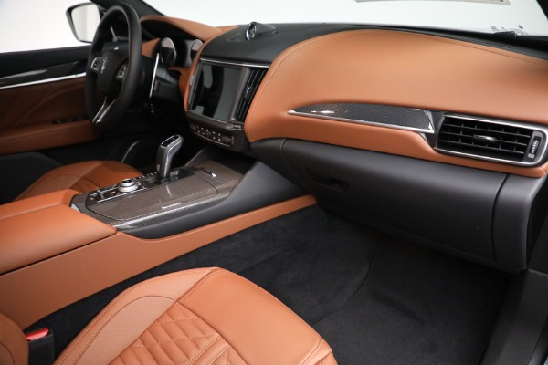New 2021 Maserati Levante S GranSport for sale $112,899 at Pagani of Greenwich in Greenwich CT 06830 19
