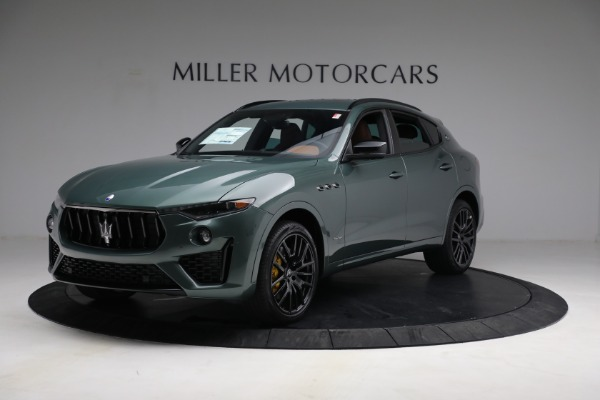 New 2021 Maserati Levante S GranSport for sale $112,899 at Pagani of Greenwich in Greenwich CT 06830 2