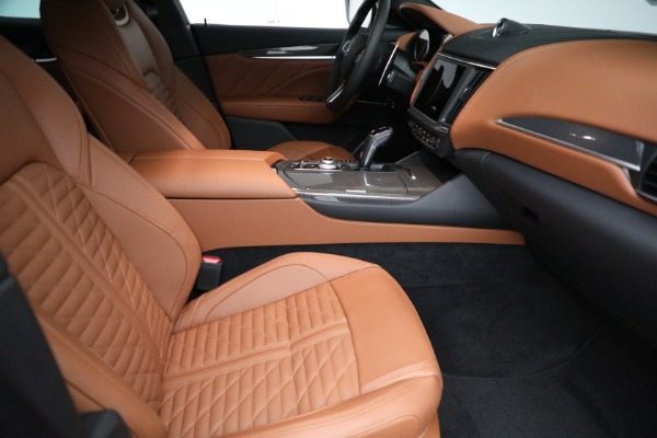 New 2021 Maserati Levante S GranSport for sale $112,899 at Pagani of Greenwich in Greenwich CT 06830 20