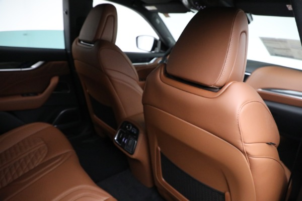 New 2021 Maserati Levante S GranSport for sale $112,899 at Pagani of Greenwich in Greenwich CT 06830 22