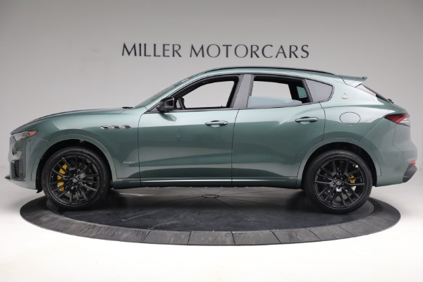 New 2021 Maserati Levante S GranSport for sale $112,899 at Pagani of Greenwich in Greenwich CT 06830 3