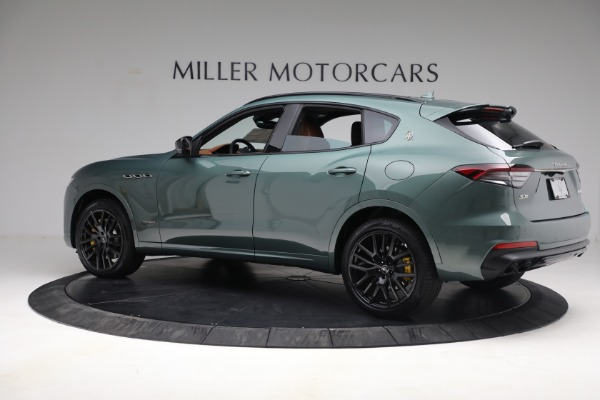 New 2021 Maserati Levante S GranSport for sale $112,899 at Pagani of Greenwich in Greenwich CT 06830 4