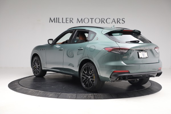 New 2021 Maserati Levante S GranSport for sale $112,899 at Pagani of Greenwich in Greenwich CT 06830 5