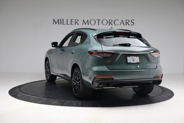 New 2021 Maserati Levante S GranSport for sale $112,899 at Pagani of Greenwich in Greenwich CT 06830 6