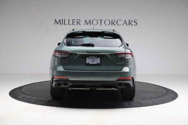 New 2021 Maserati Levante S GranSport for sale $112,899 at Pagani of Greenwich in Greenwich CT 06830 7