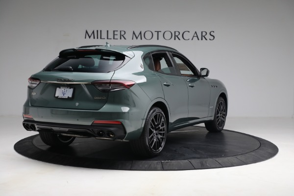 New 2021 Maserati Levante S GranSport for sale $112,899 at Pagani of Greenwich in Greenwich CT 06830 8