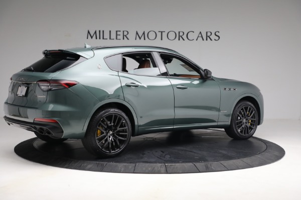 New 2021 Maserati Levante S GranSport for sale $112,899 at Pagani of Greenwich in Greenwich CT 06830 9