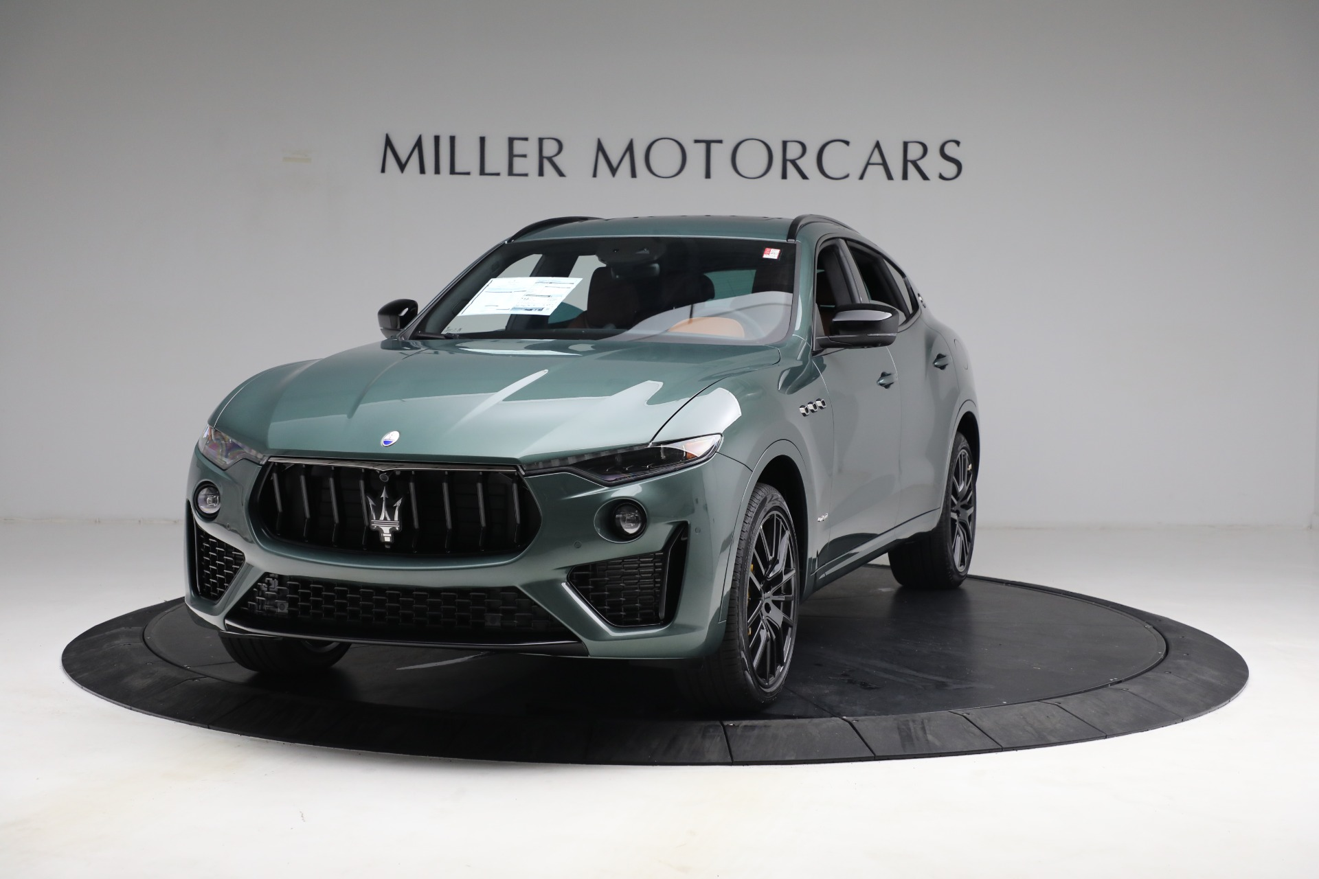 New 2021 Maserati Levante S GranSport for sale $112,899 at Pagani of Greenwich in Greenwich CT 06830 1