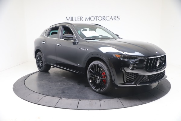New 2021 Maserati Levante S GranSport for sale Sold at Pagani of Greenwich in Greenwich CT 06830 11