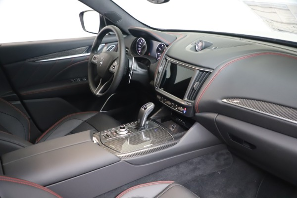 New 2021 Maserati Levante S GranSport for sale Sold at Pagani of Greenwich in Greenwich CT 06830 17