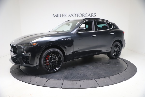 New 2021 Maserati Levante S GranSport for sale Sold at Pagani of Greenwich in Greenwich CT 06830 2