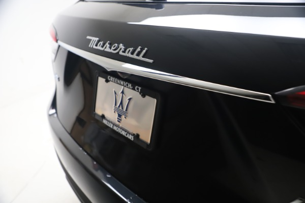 New 2021 Maserati Levante S GranSport for sale Sold at Pagani of Greenwich in Greenwich CT 06830 22