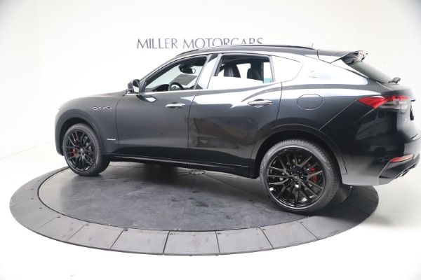 New 2021 Maserati Levante S GranSport for sale Sold at Pagani of Greenwich in Greenwich CT 06830 4